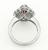18k White Gold Diamond Tourmaline Ring