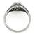 0.60ct Diamond Art Deco Engagement Ring